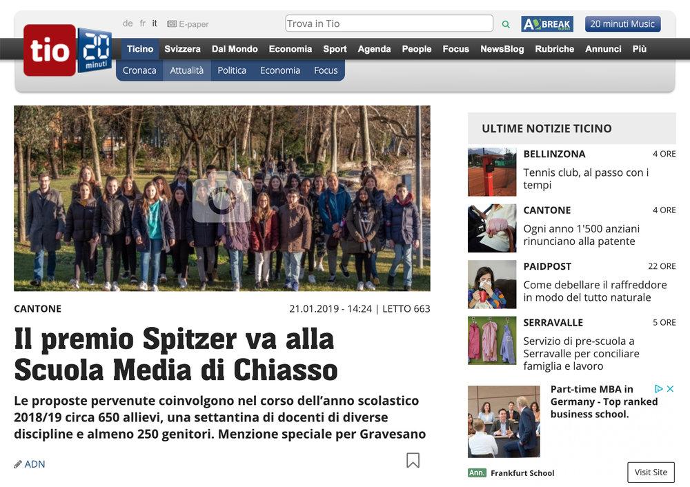 21.01.19 - Ticinonline