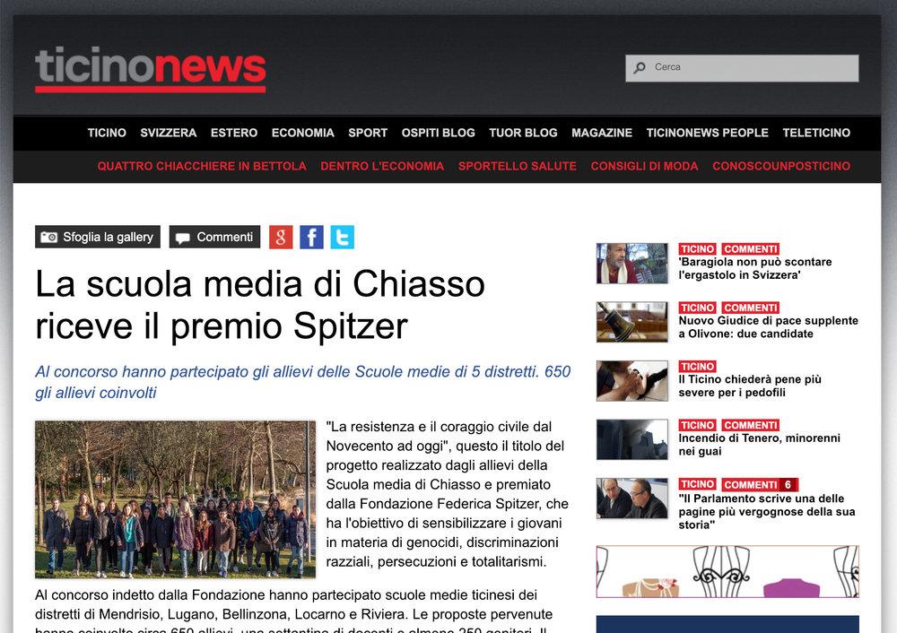 21.01.19 - Ticinonews