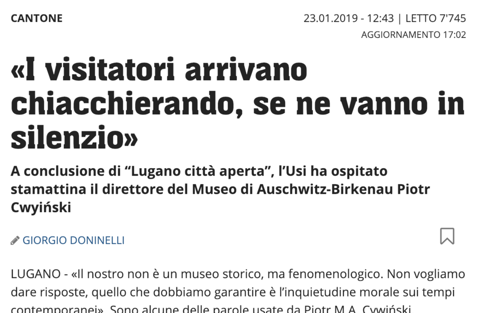 23.01.19 - Ticinonline