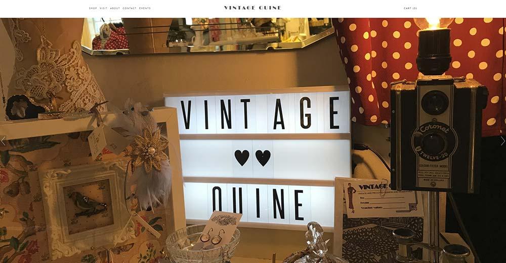 Vintage Quine -
