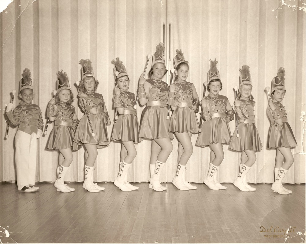 Jon Miele (far left), Dorothy Mason School of Dance