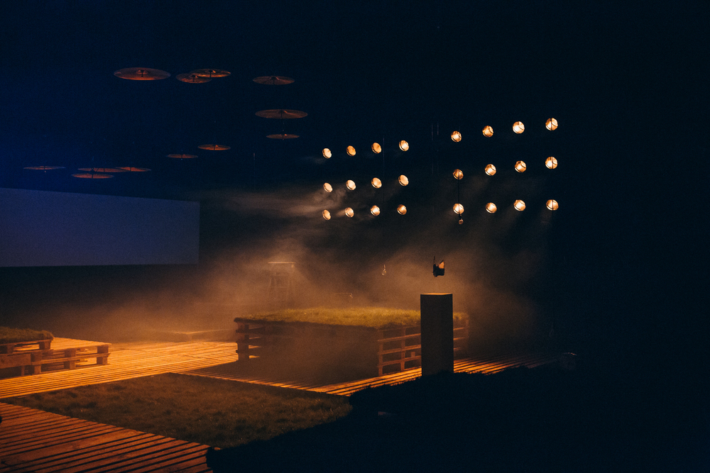 The Weather Machine, @Stage, Leeds, 2015