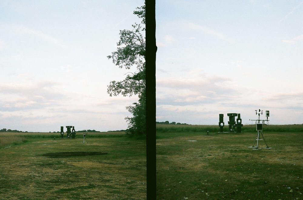 Variable 4 Installation, Snape Maltings, 2011
