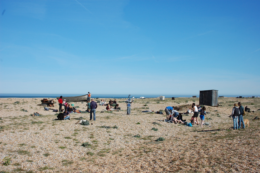 Variable 4 Installation, Dungeness, 2010