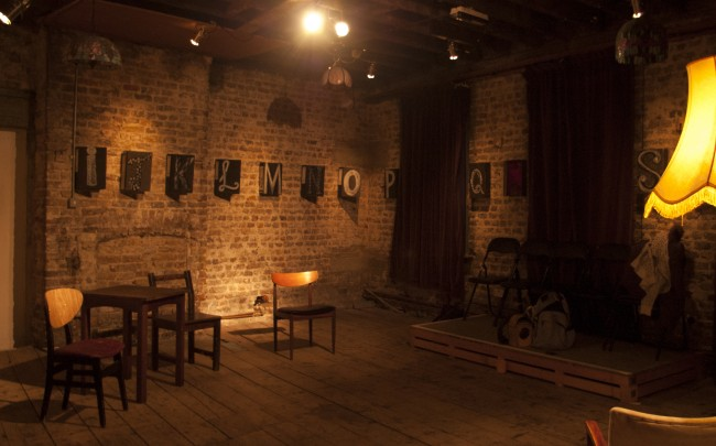 Pilgrimage, Wilton's Music Hall, 2012