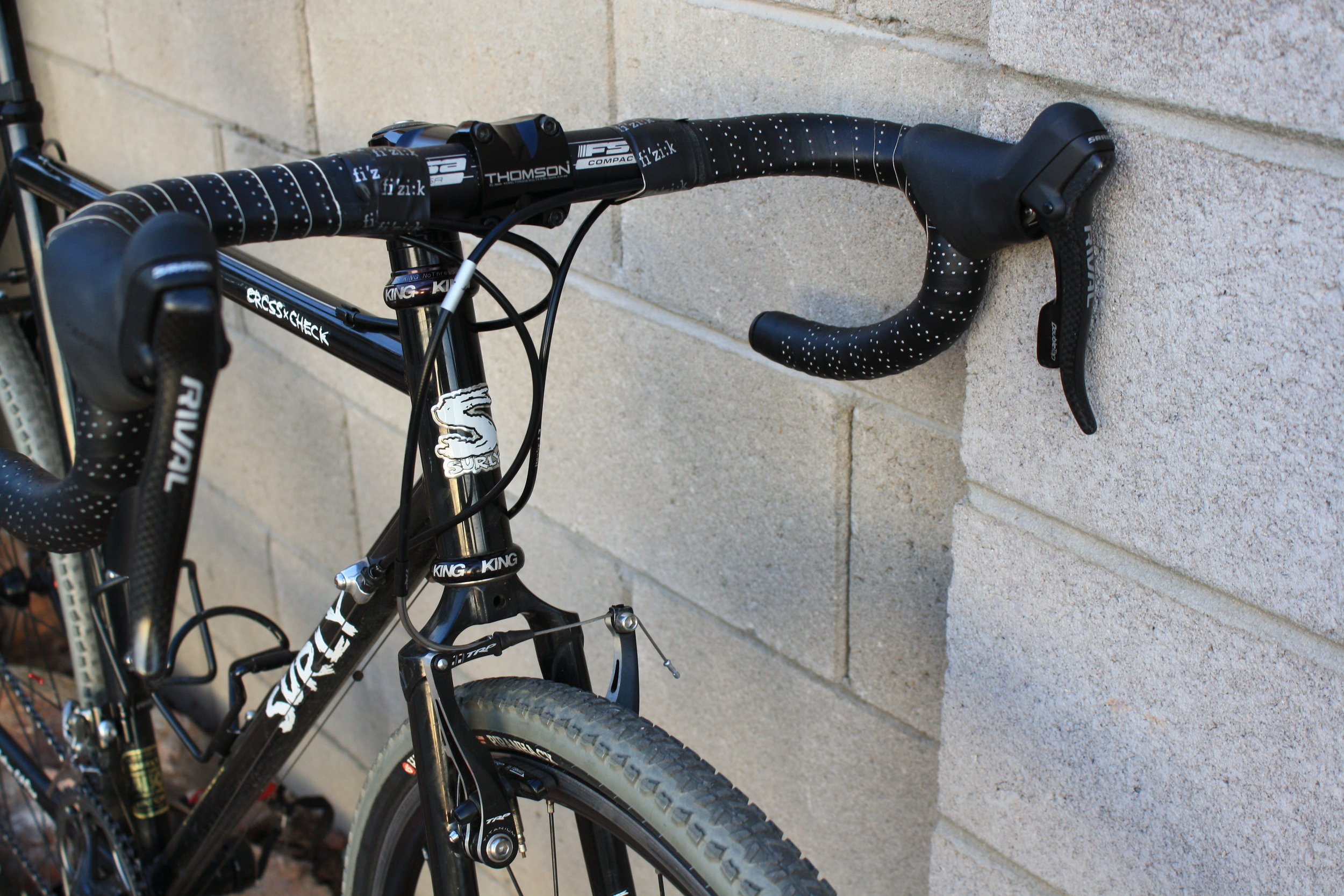 Review Surly Cross Check Chief Cyclery