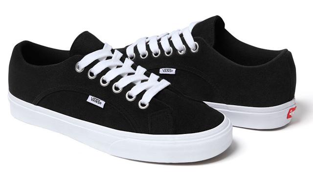Supreme x Vans Lampin Sneaker Release — SOLIFESTYLE® 083178c00