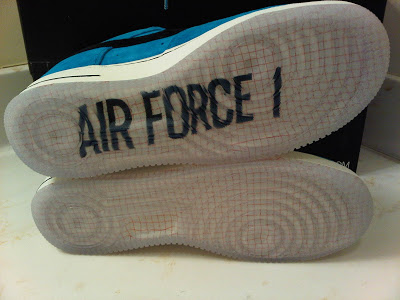 Nike AIR FORCE 1 MID '07 LV8 Black/Black Hype DC