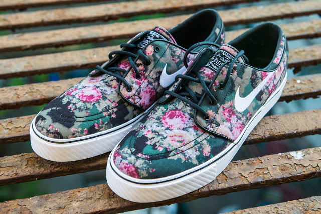 The Nike SB Stefan Janoski is the Nike equivalent of the Vans Era. It's a lace up and go, easy to wear, everyday shoe. In the past they've been available in