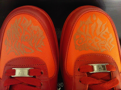499e0d2ea995b Nike Air Force 1 x Doernbecher Foundation by Tony Signorelli Review ...