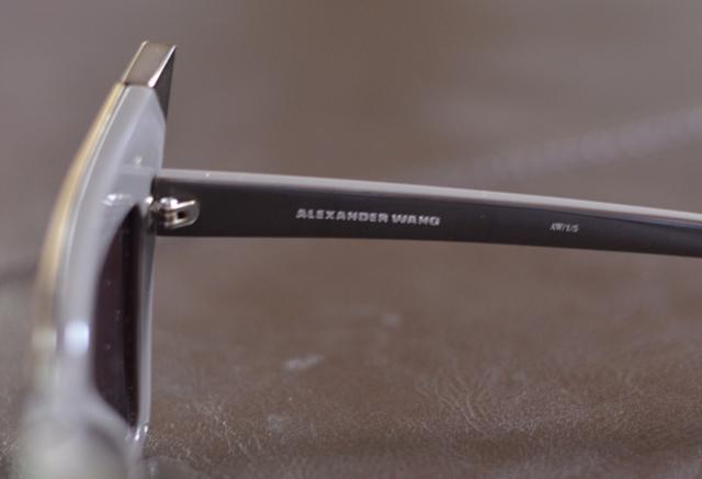 6cf6324cff Alexander Wang x Linda Farrow Cat Eye Sunglasses — SOLIFESTYLE®