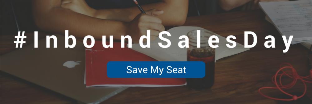 Hubspot Inbound Sales Day 2016