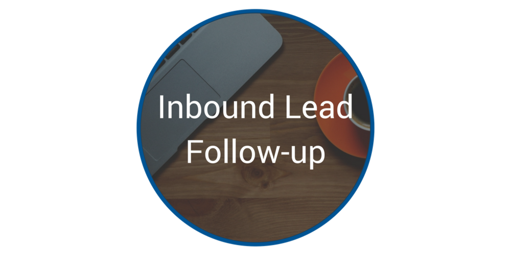 Inbound Lead Follow-up