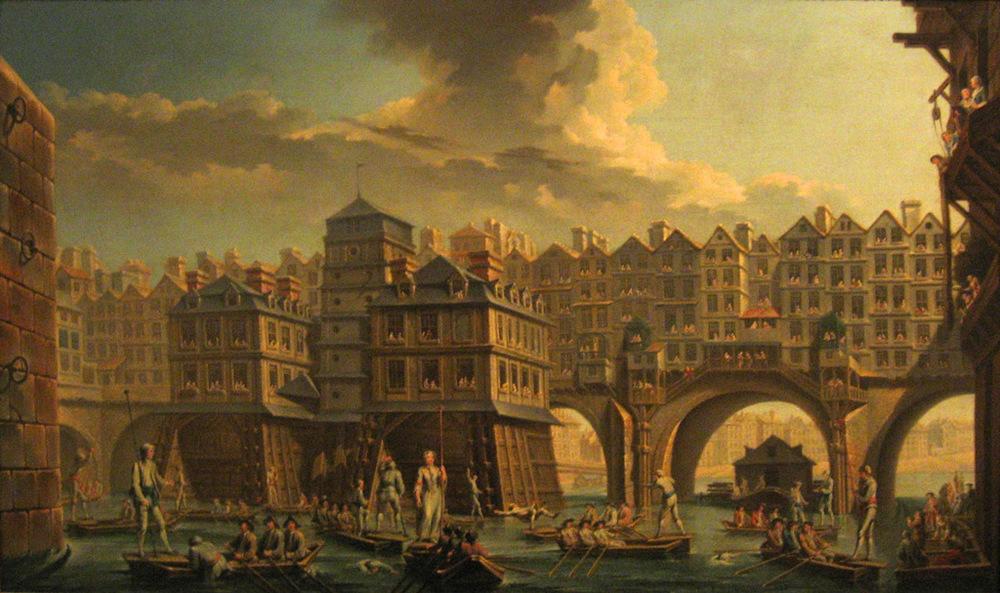 Nicolas-Jean-Baptiste Raguenet, 1751 Source: Wikimedia -Lien