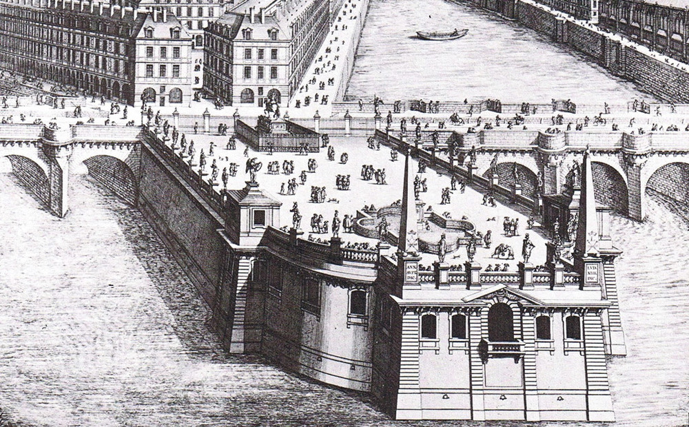 Arch. Nicolas de l'Espine, 1662 Source: BnF -Lien