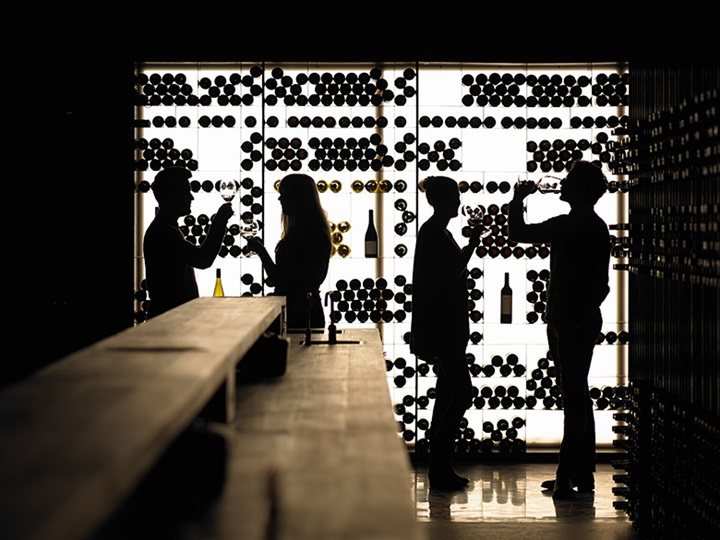 Image of Magill Cellar Door Courtesy Penfolds