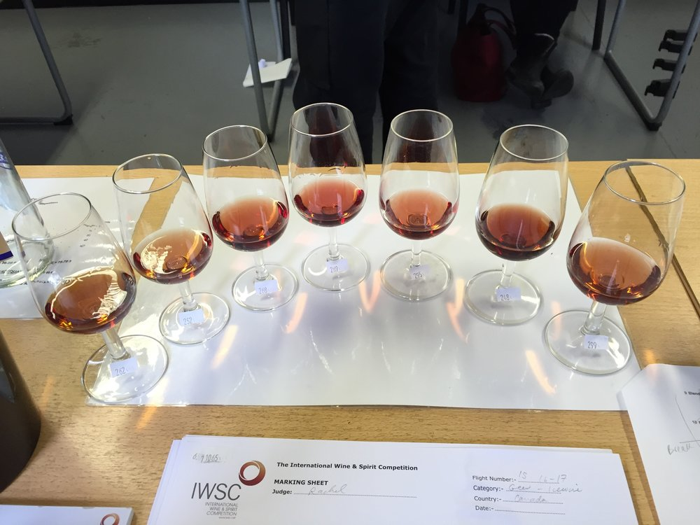 IWSC Icewine Flight