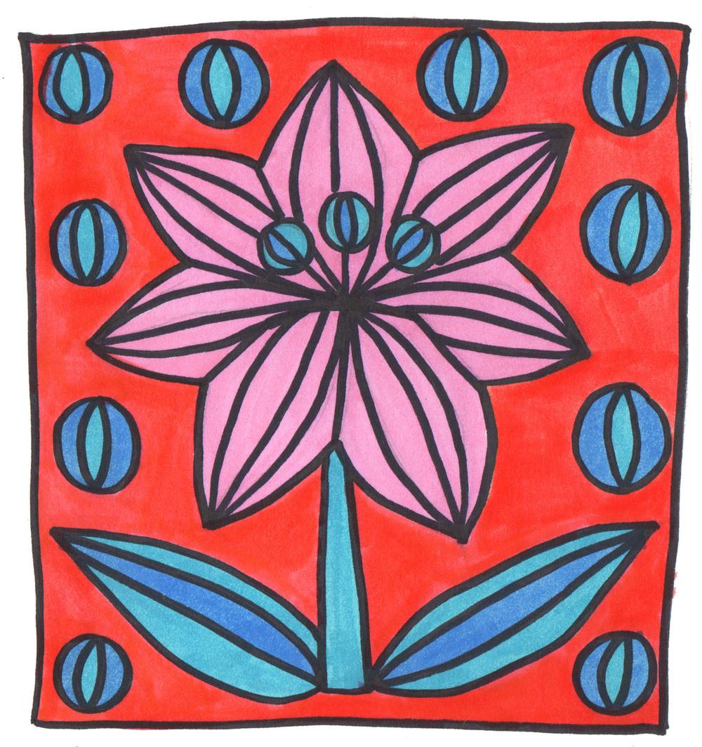circus flower