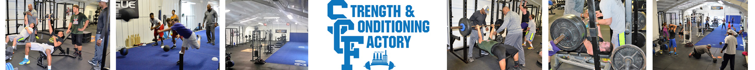 Strengh & Conditioning Factory
