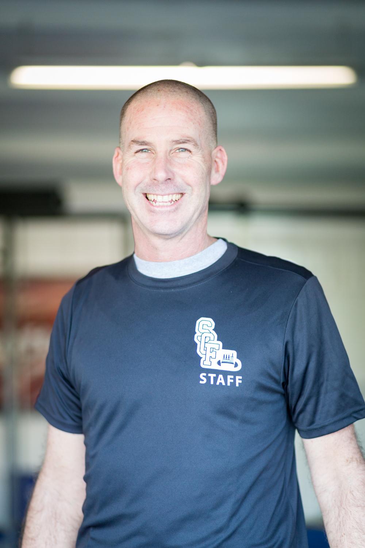 Thomas Brundage CSCS, Strength Coach