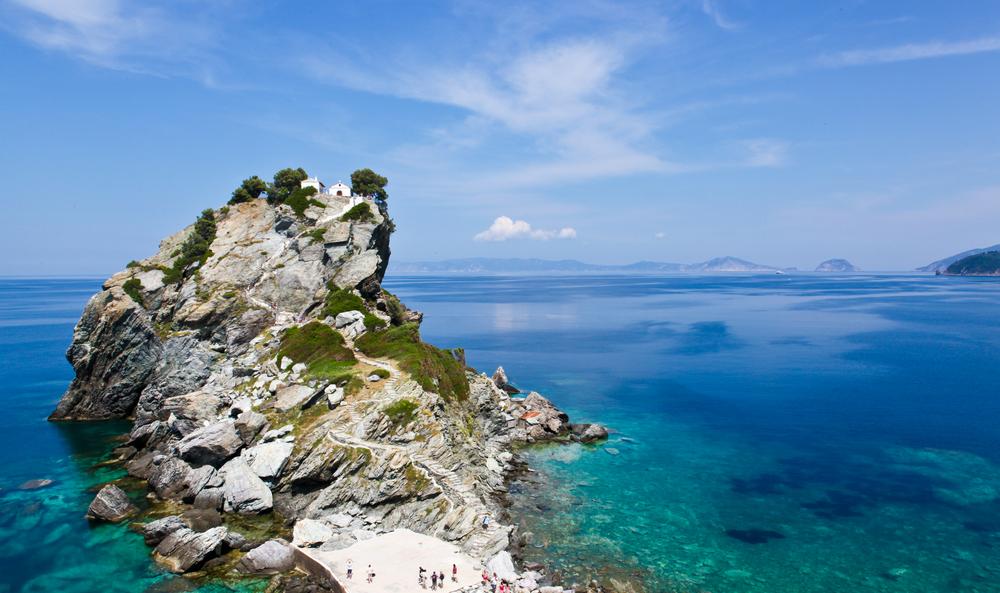 Ai Giannis, Skopelos