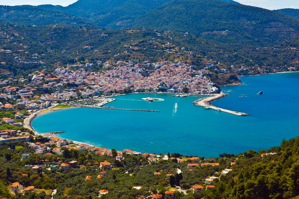 Skopelos, Skopelos