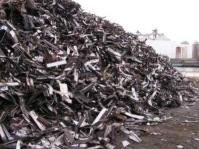 Scrap Steel