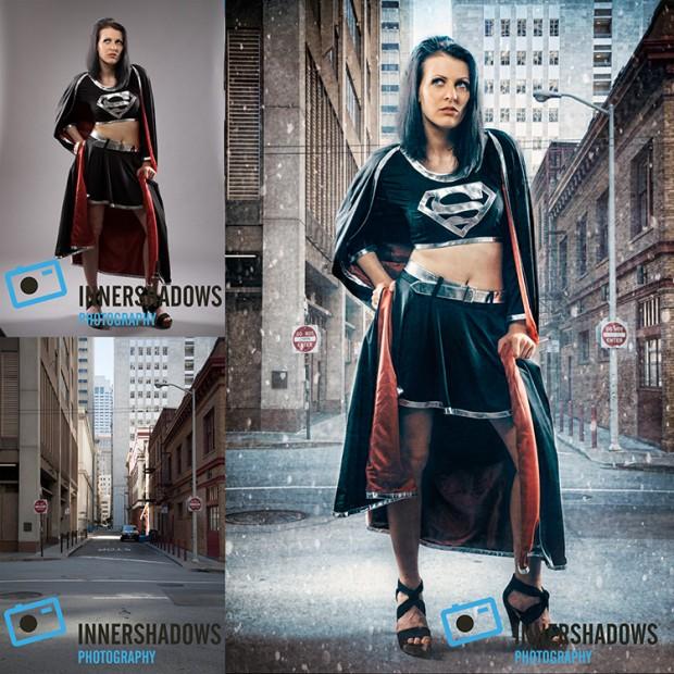 Evil Super Girl