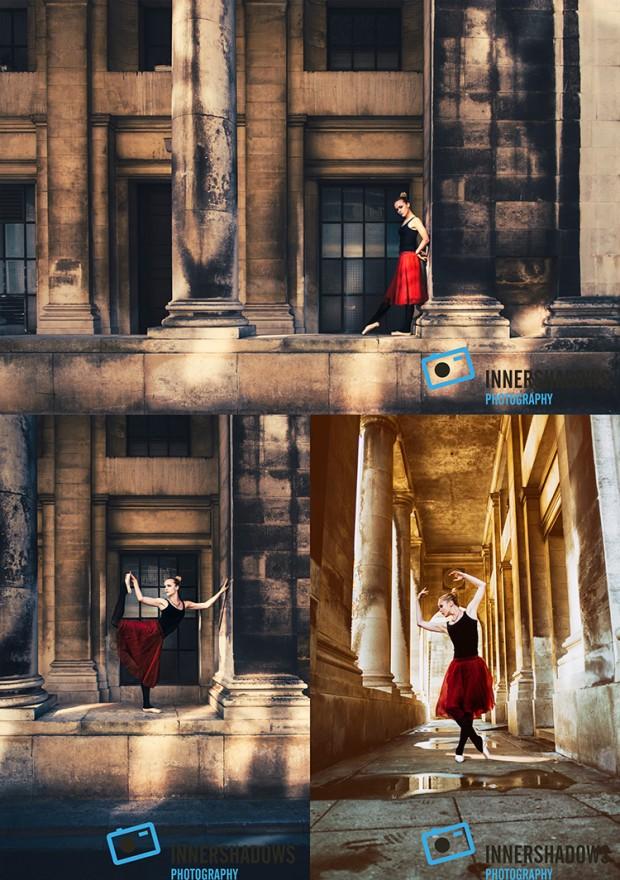 Urban Ballerina Shoot - Bristol