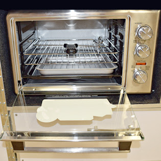 Optional Convection Oven