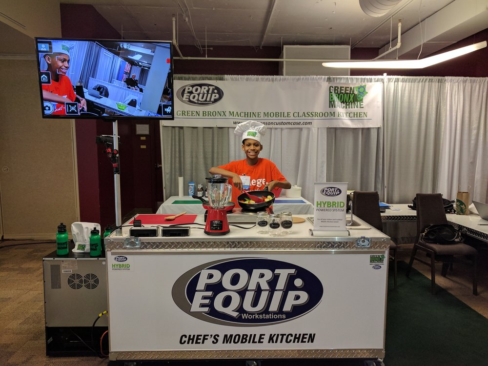 GBM Mobile Classroom Kitchen, Atlanta GA
