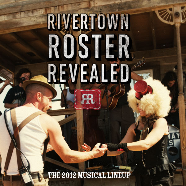 Rivertown Roster Revealed