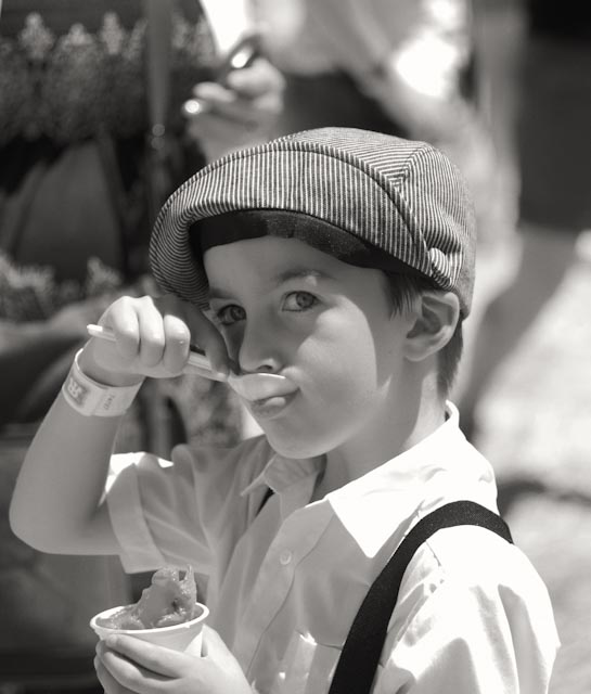 Ice Cream Kid