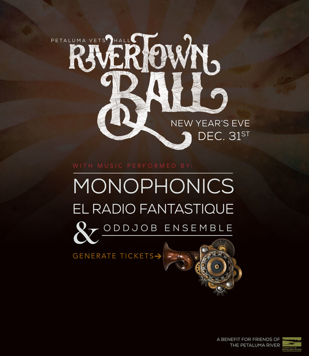 Rivertown Revival New Year's Eve Ball 2016