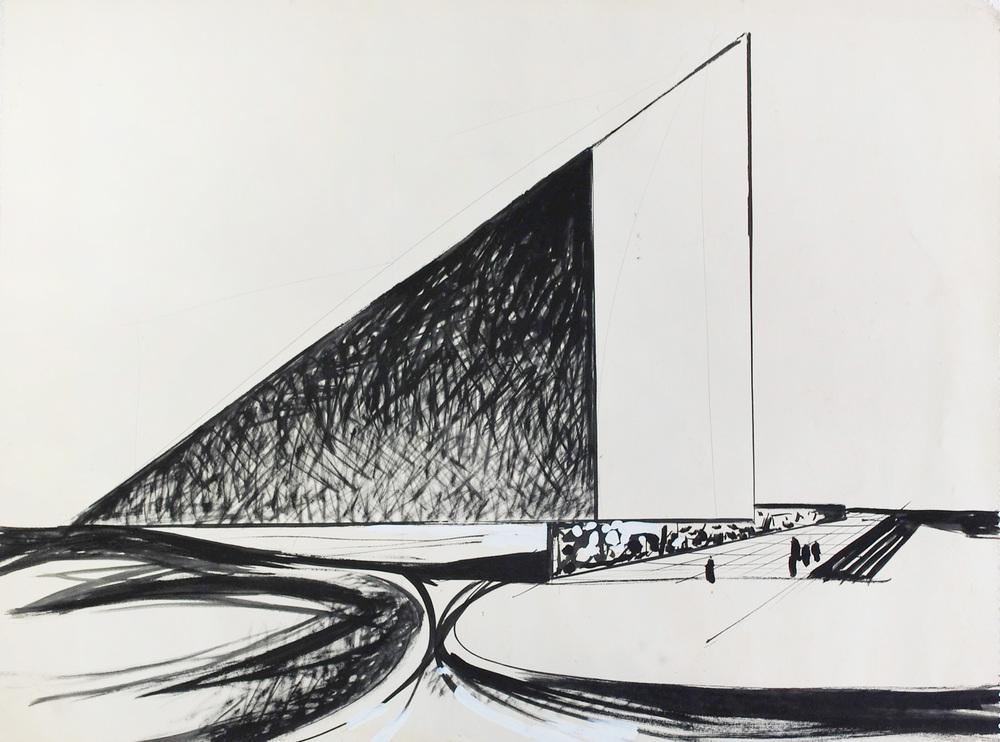 Fogel, Seymour-Architectural VII..jpg
