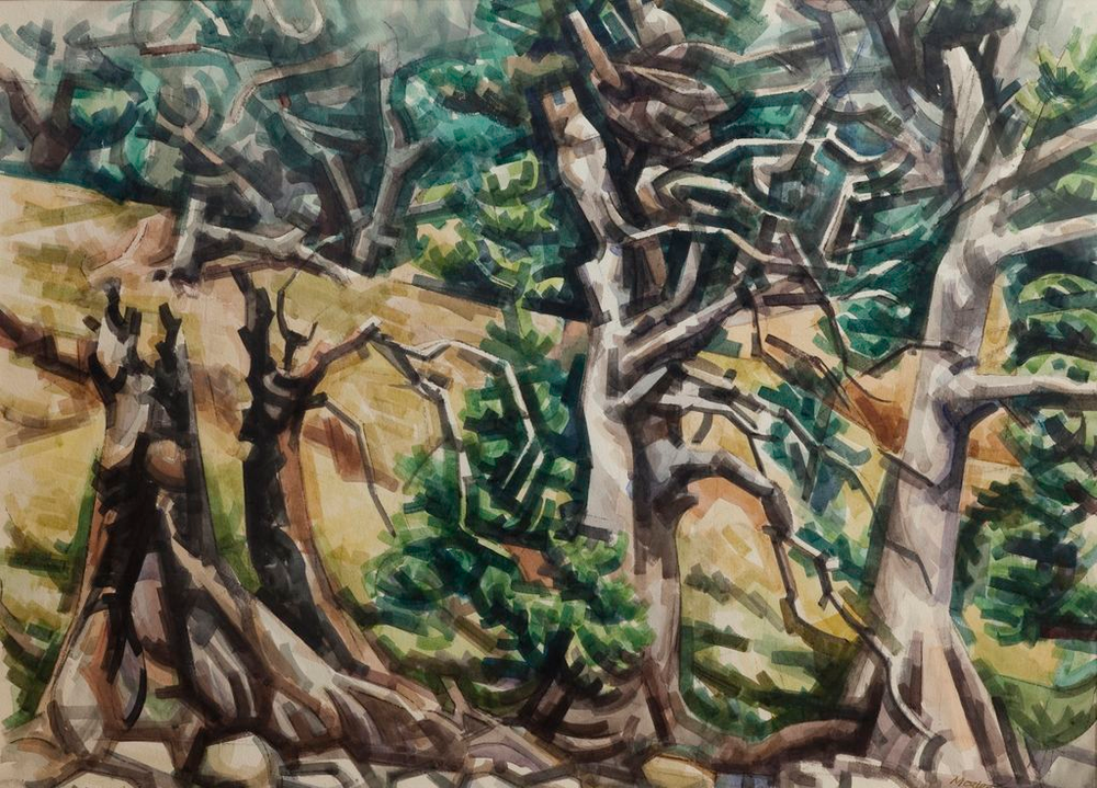 T0001_007_2013 - Loren Mozley, Trees on Pedernales.png