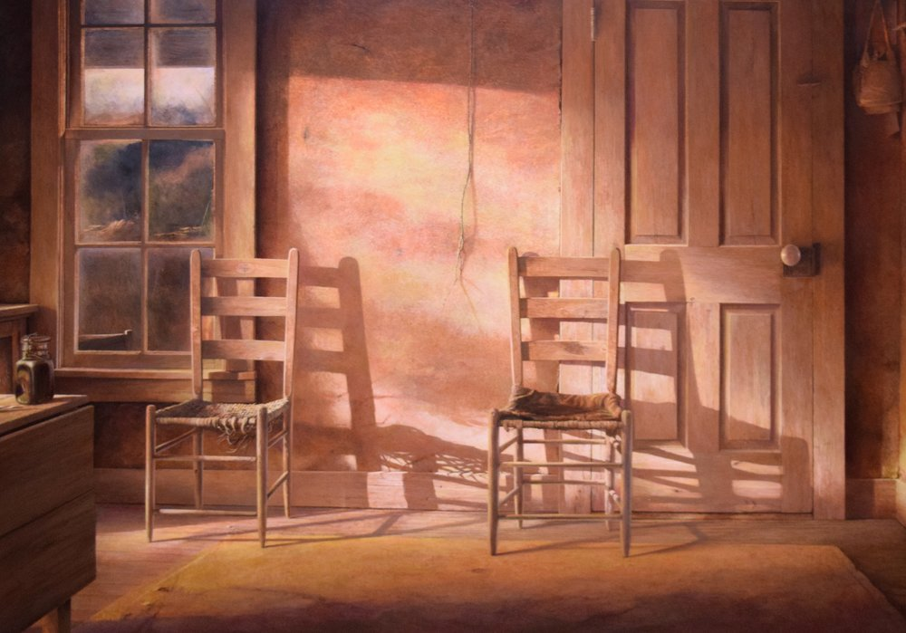 Carl Rice Embrey, Kitchen Chairs