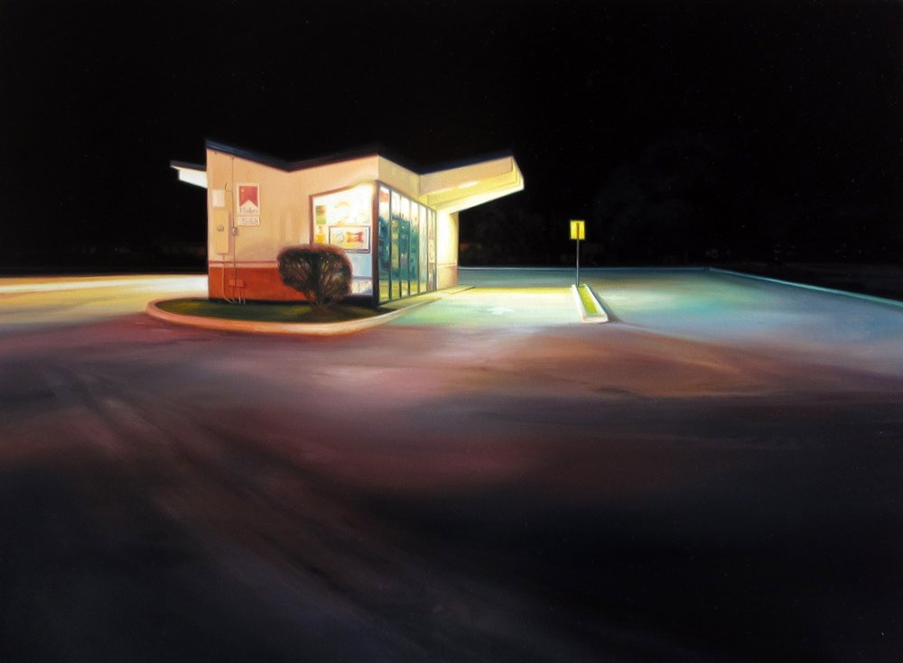 Sarah Williams, Satellite Beach III, 2016