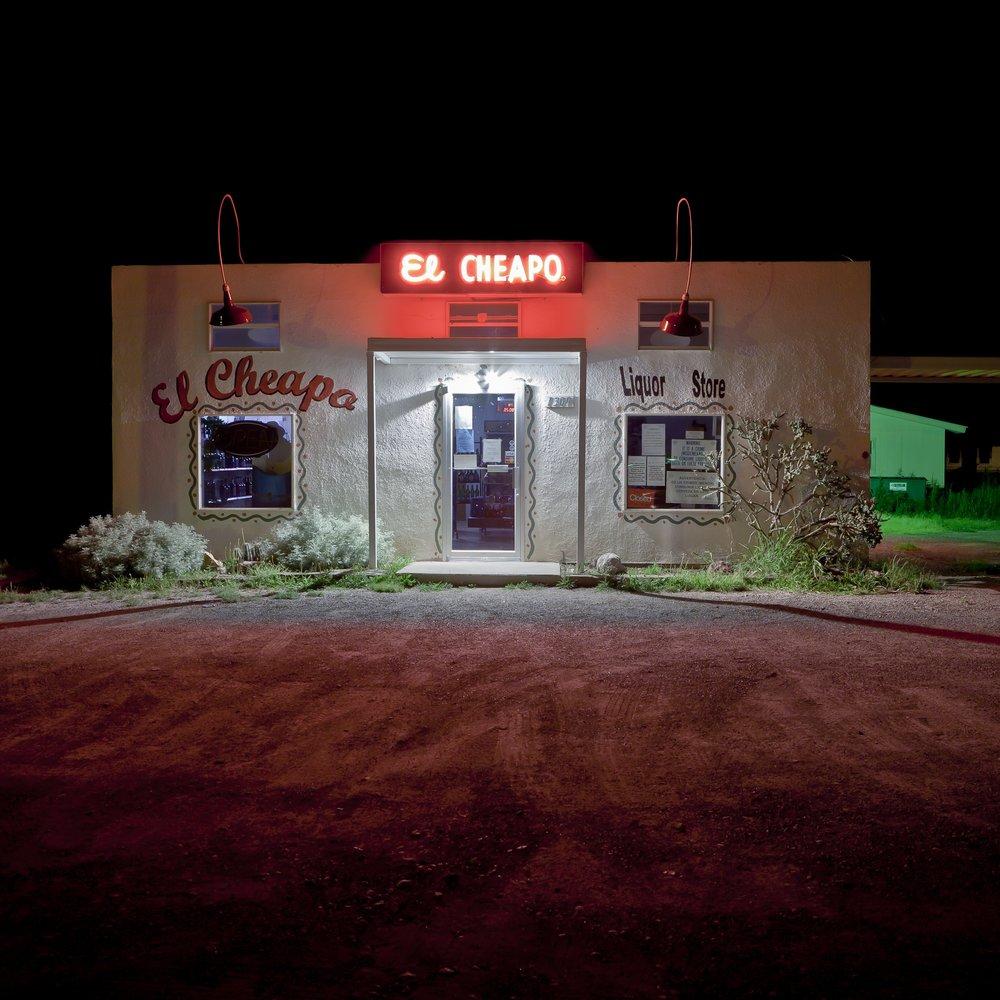 Ashton Thornhill, El Cheapo – Marfa, Texas, 2010