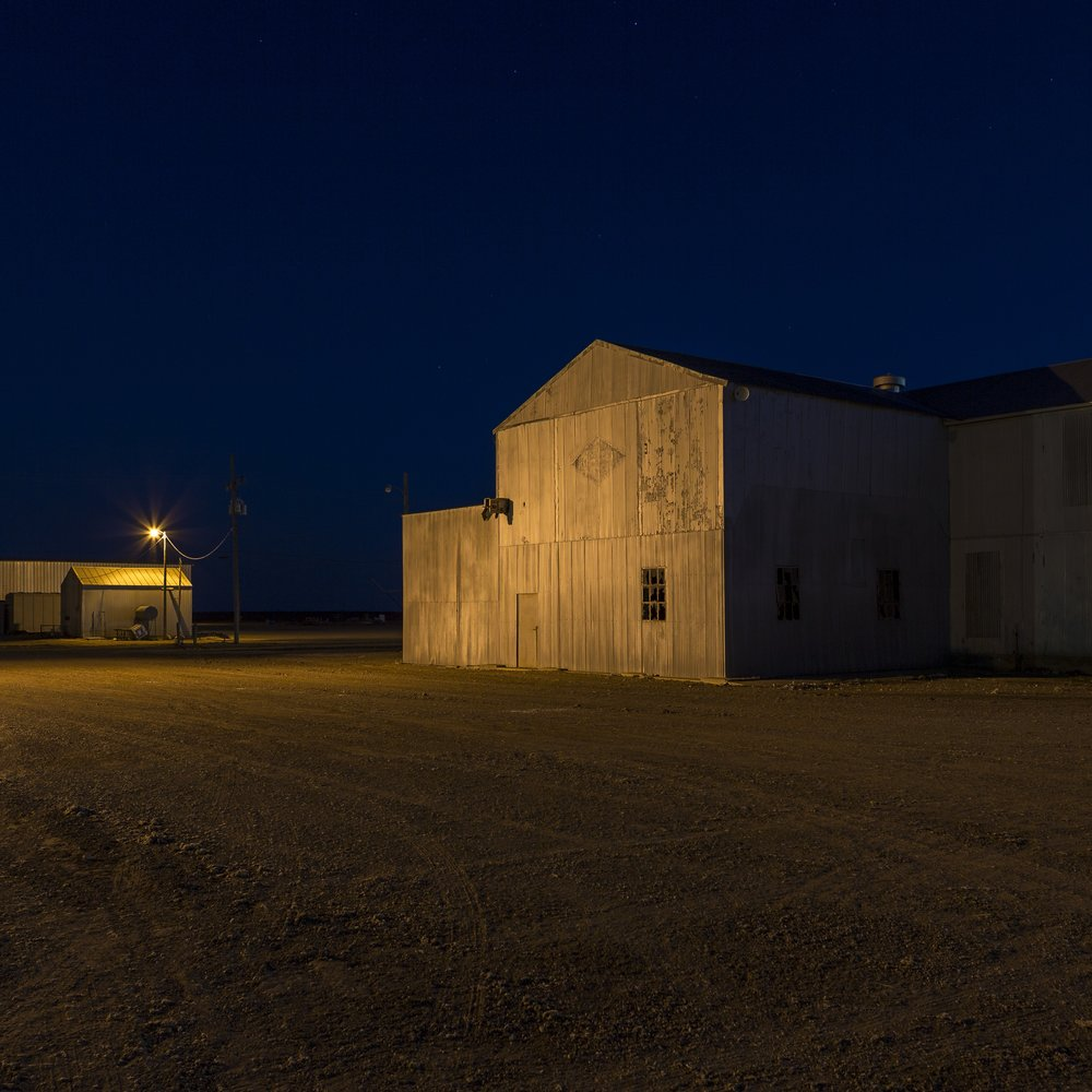 Ashton Thornhill, Ropesville Warehouse – Ropesville, Texas, 2015