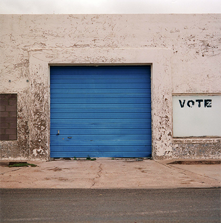Vote, October 2003