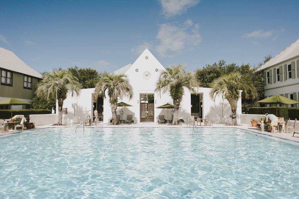 rosemary beach coquina pool