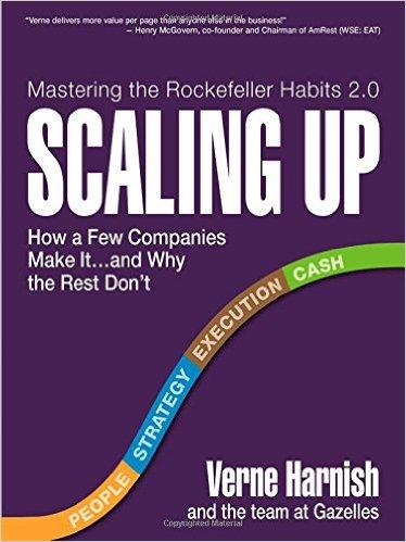 Scaling Up - Verne Harnish