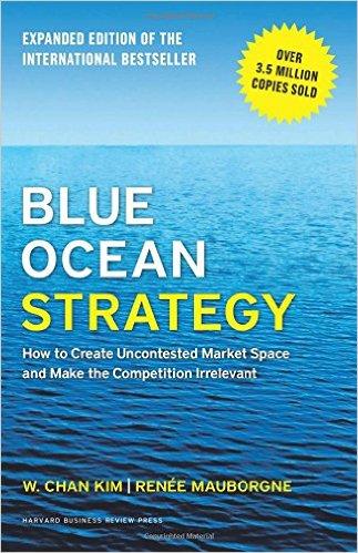 Blue Ocean Strategy - W. Chan Kim and Renée Mauborgne