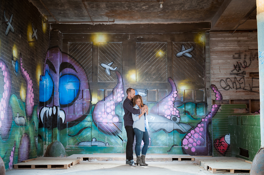 West Bottoms Engagement
