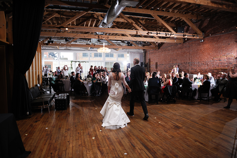 The Berg Event Space Wedding