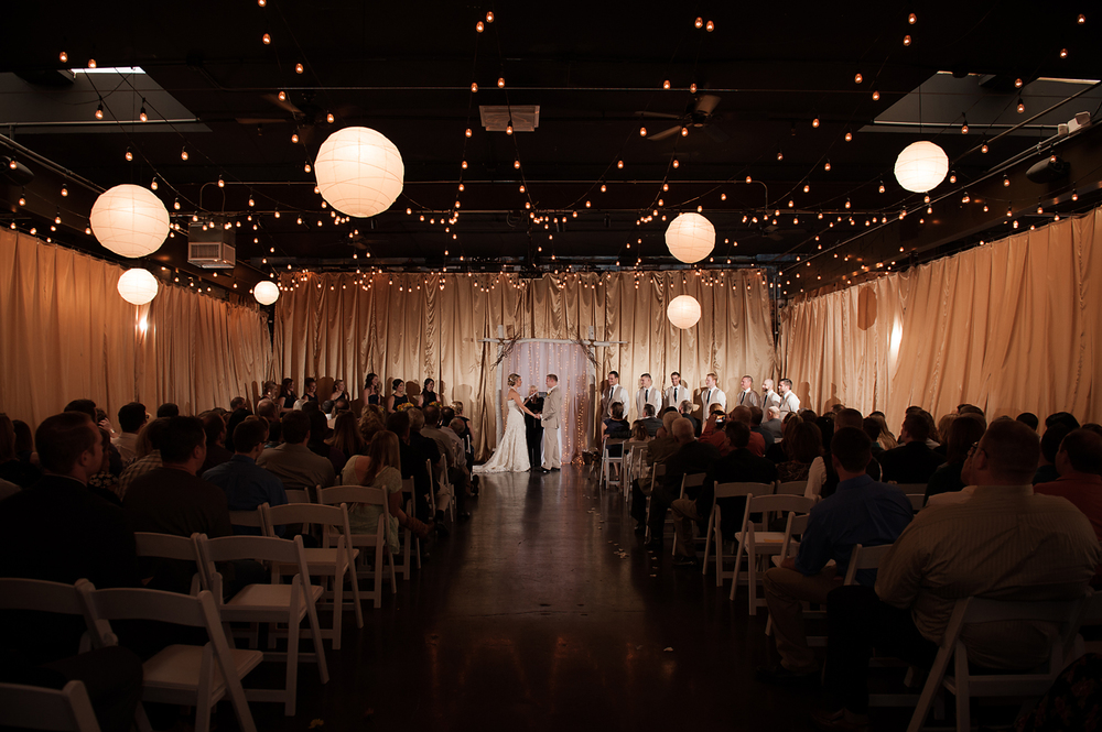 28 Event Space Wedding