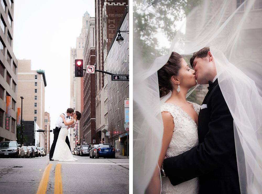 Downtown Wedding Photographer