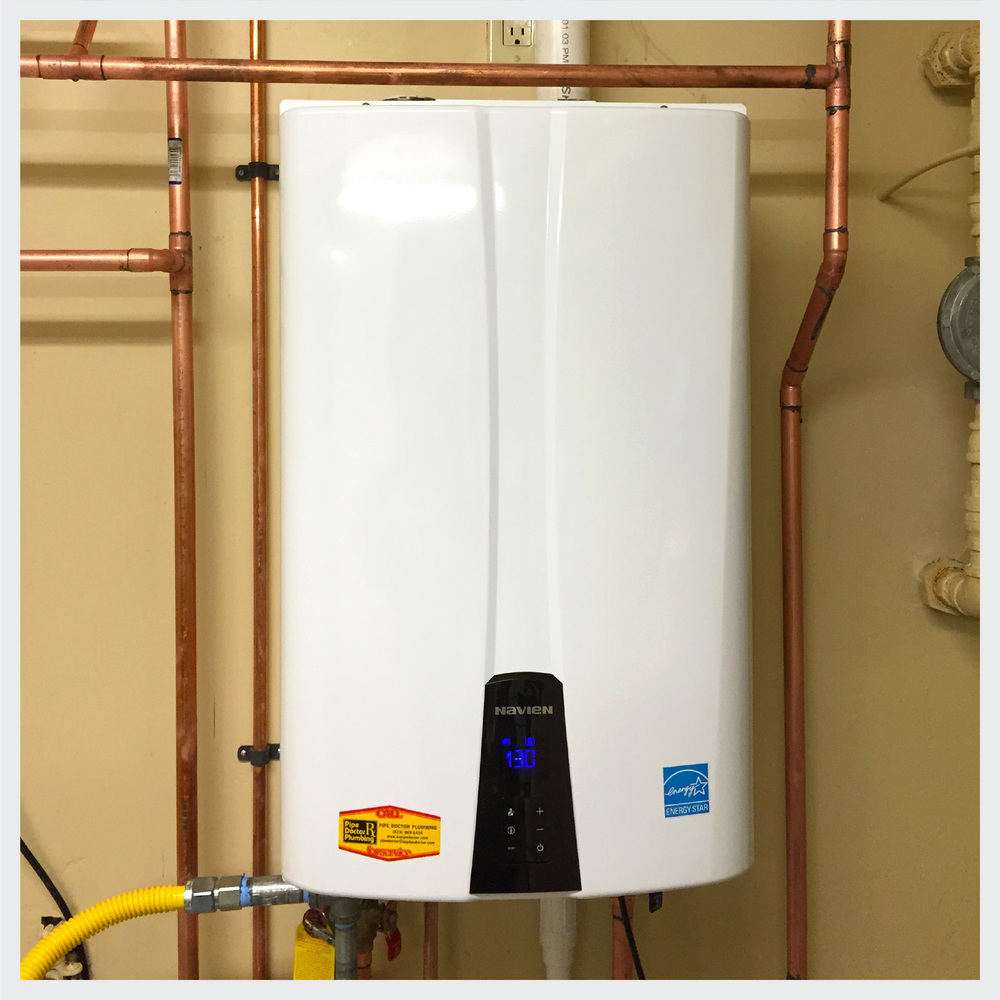 Install Tankless Water Heater in Portland and Bend Oregon