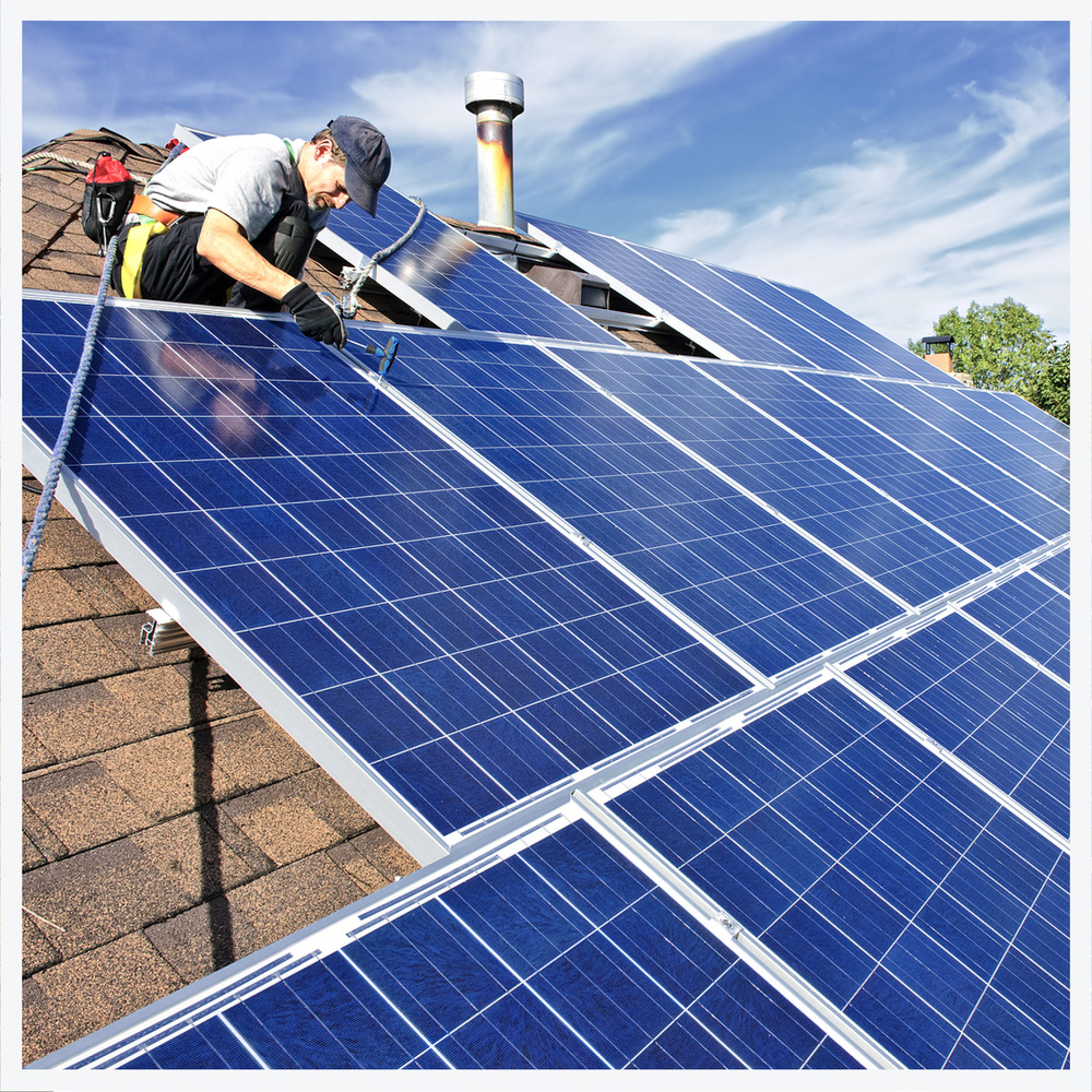 Net Metering Solar System in Portland and Bend Oregon